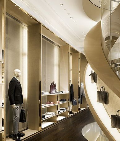 Louis Vuitton Townhouse, First floor | WORKS - CURIOSITY - Curio City -