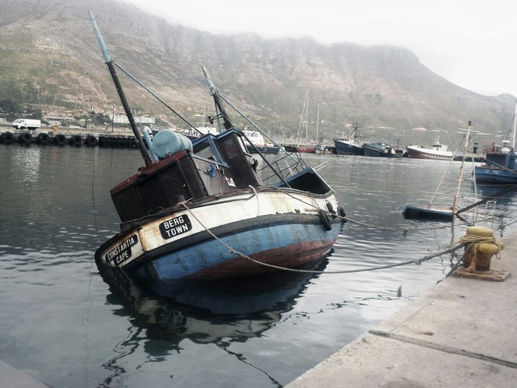 Hout bay harbour, cape Town,South Africa