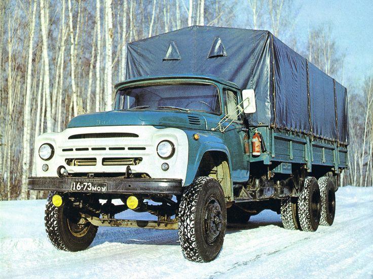 05 ЗиЛ-133Г1 1975-79