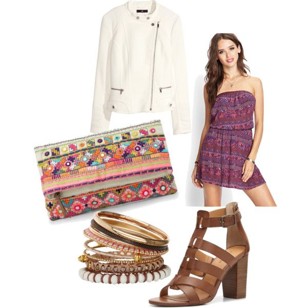 Untitled #193 by serdarsa on Polyvore featuring Forever 21, H&M, MANGO and Miss Selfridge