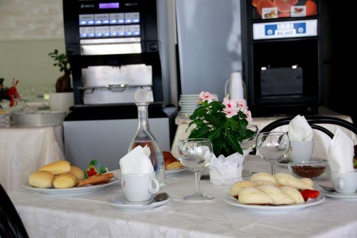 hotel astrid cervia _ sala colazioni