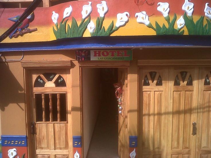 Hotel en Guatape Antioquia, zona de embalses