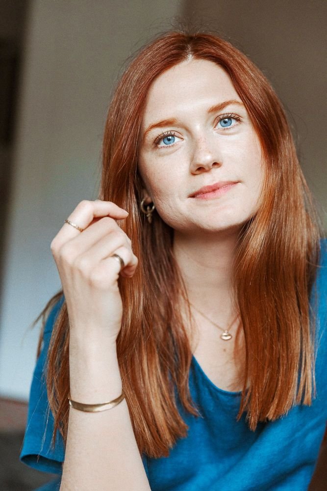 Harry Potter's Bonnie Wright is a fan of our Camellia & Rose Gentle Hydrating Cleanser