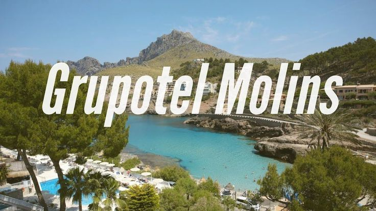 Hotel Grupotel Molins en Cala de Sant Vicent, Mallorca, España. Visita G...