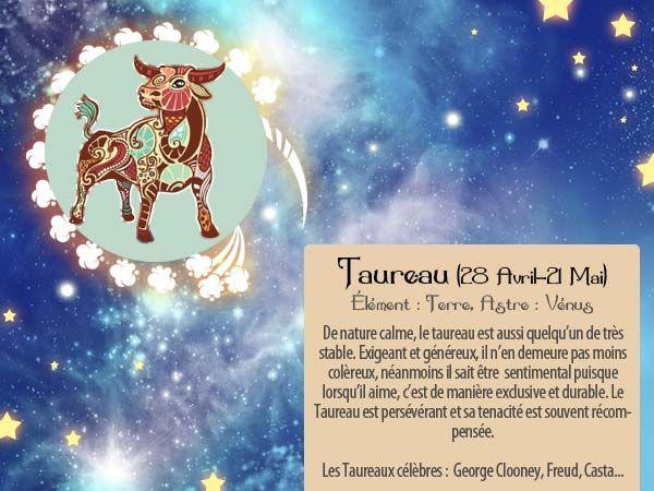 Avec cette jolie carte horoscope, faites découvrir à vos amis Taureaux les célébrités de leur signe ! Pour en savoir plus, c'est par ici > http://www.starbox.com/carte-virtuelle/carte-horoscope/carte-horoscope-taureau
