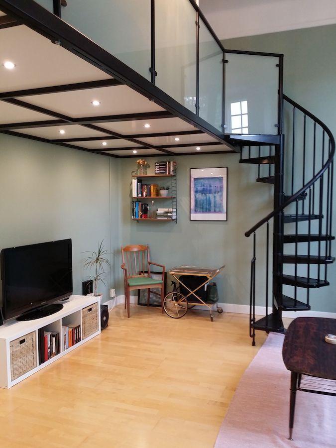 Loftsängar och loft från Compact-Living.com