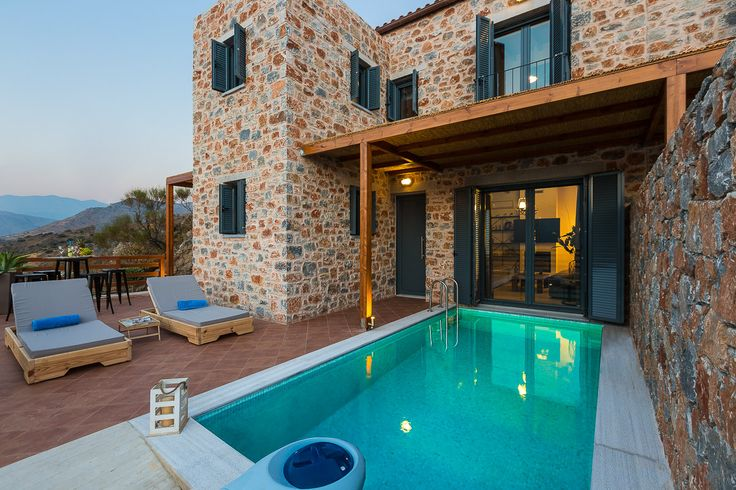LUXURY HOMES IN SOUTH CRETE #vacation_rental #privacy #luxurious_accommodation #summer #holidays #crete #rethymno #greece #europe #yolo #privacy #Galini_Homes #wanderlust