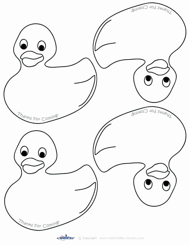 Rubber Duck Coloring Page : rubber, coloring, Rubber, Coloring, Fresh, Ducky, Images, Download, Shower, Duck,, Pages,