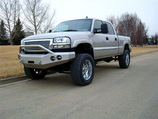 Gmc Duramax Custom Bumper : Best images about gmc sierra hd on pinterest