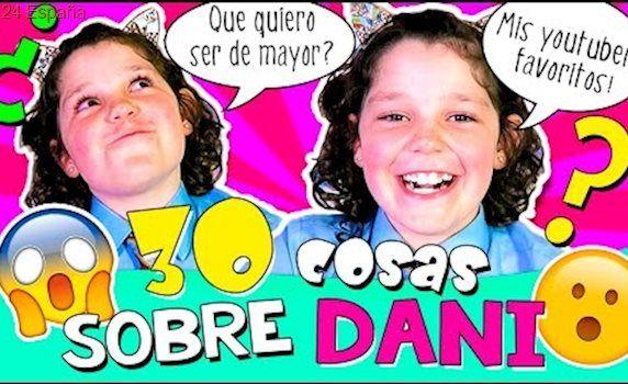 ¡¡30 COSAS sobre mi!!  ¡Todo sobre DANIELA HAACK!  Conoce mejor a DANI de The Crazy Haacks❗️