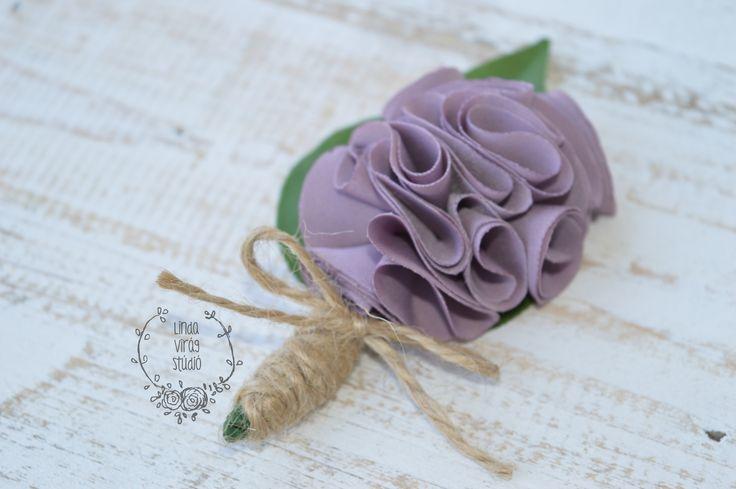 #wedding #silk #lavander #groombadge