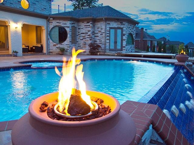 85 Best Beautiful Pool Spots Images On Pinterest Decks Pools And Dream Pools