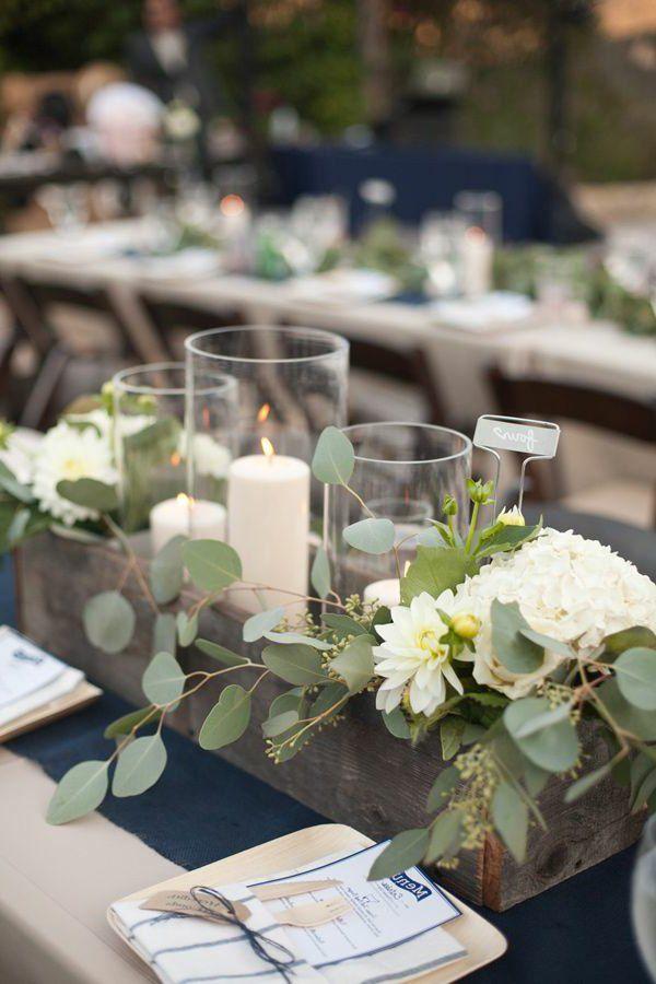 Hochzeitskerzen – romantische warme Licht ! – Archzine.net