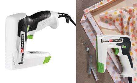 """Últimas Unidades LIDL: comprar Grapadora eléctrica """"PARKSIDE"""""""