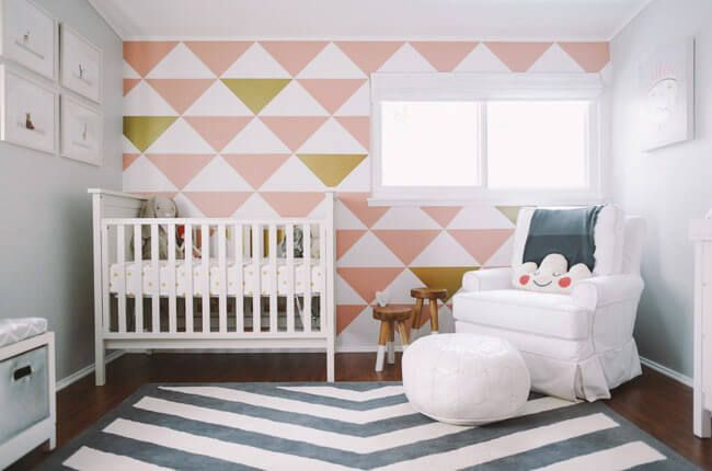 Modern Nursery - Modern Interior Design