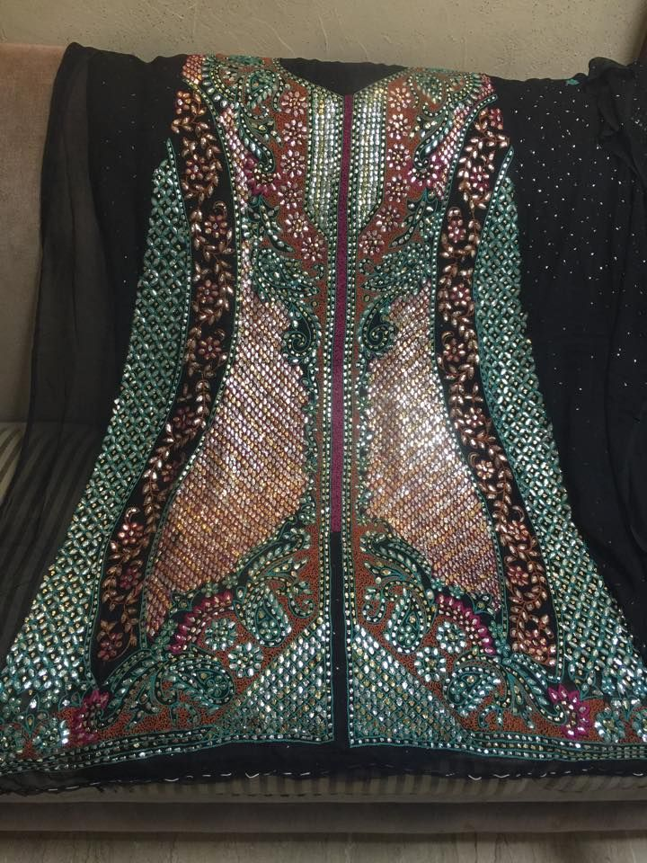 Pin by Bahawalpur Chunri House on Kamdani Dresses of ...