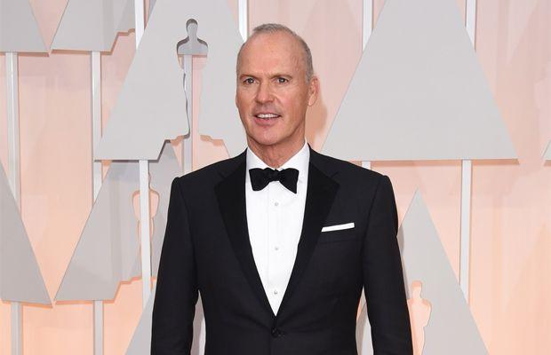 Get the Look - Michael Keaton Oscars #americancrew
