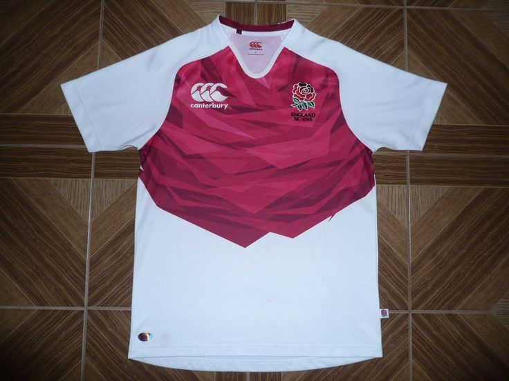 #Canterbury england rugby #shirt 2012 - 2013 #sevens home rugby jersey,  View more on the LINK: 	http://www.zeppy.io/product/gb/2/132000043122/