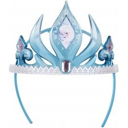 Tiara de Elsa Frozen - Ideal para complementar tus Disfraces de Frozen (Princesas Disney)