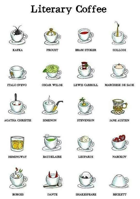 Caffe' letterario