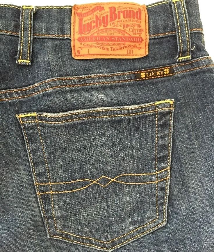 Easy Rider Cropped Jeans from Lucky Brand.  Just in time for spring and summer, in a lighter weight denim. Women's size 4/27 with stretch and a 25 inch inseam.