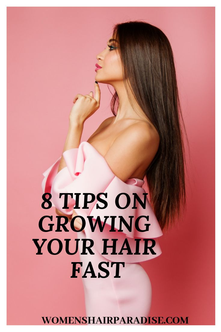 eight Ideas On Rising Your Hair Quick
