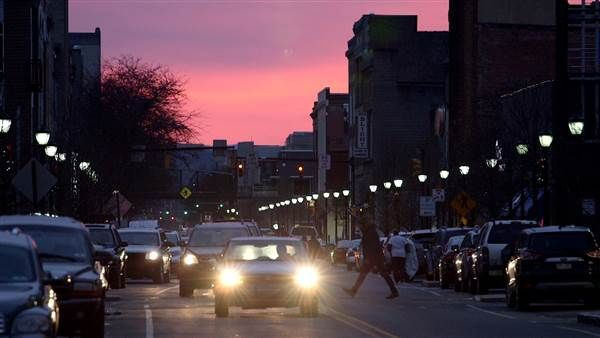 Image: Wilkes-Barre, Pennsylvania.