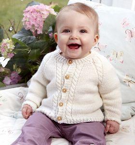 Strik med bittesmå snoninger - Strik til børn - Håndarbejde og strikkeopskrifter - Familie Journal