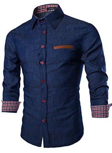 Coofandy-Mens-Casual-Dress-Shirt-Button-Down-Shirts-0