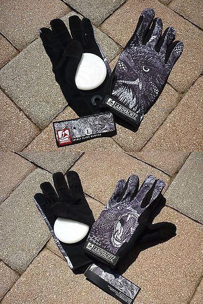 Wheels 165946: *New* Landyachtz Spirit Downhill Slide Gloves Longboard Large L Lg -> BUY IT NOW ONLY: $34.99 on eBay!