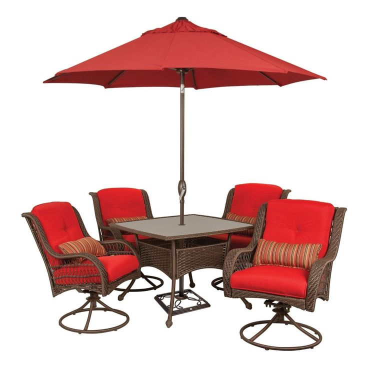 Best 25+ Patio set with umbrella ideas on Pinterest ...