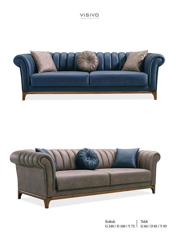 Visivo F Sofa In 2019 Sofa Furniture Modern Sofa