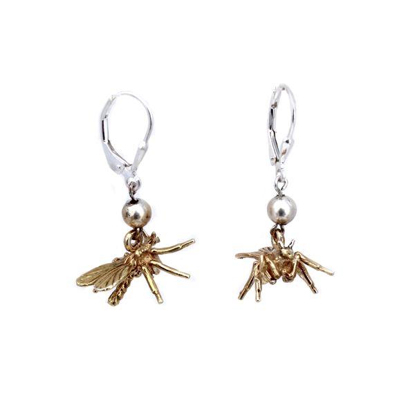 Wasp Earrings – Kate McCoy