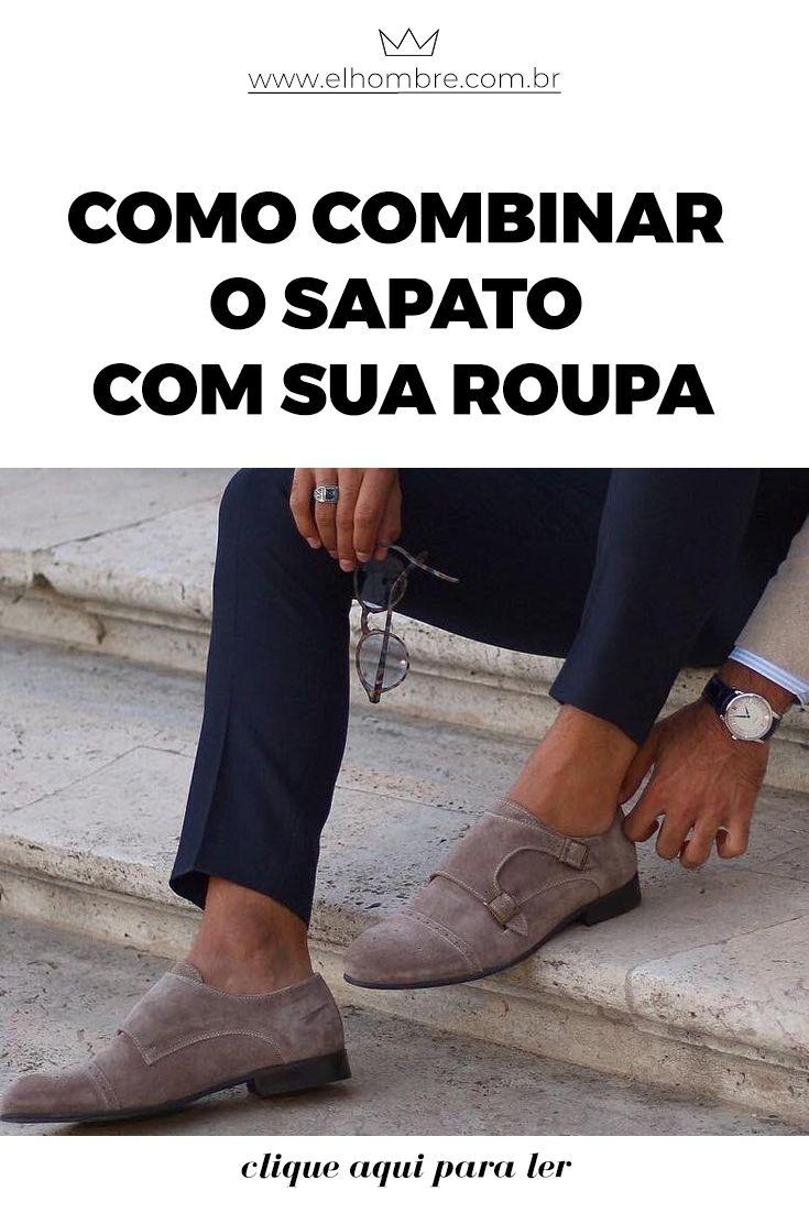 0739b81eba1 Como combinar o sapato com sua roupa