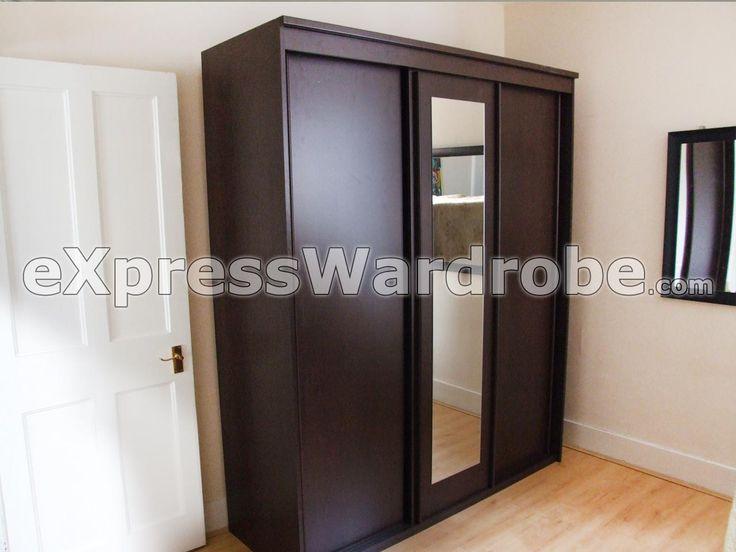 Homebase Vancouver Sliding Door Wardrobe (1280×960). Free Standing ...