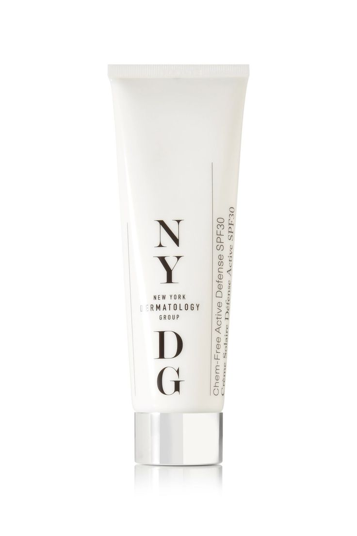 NYDG Chem-Free Active Defense SPF30