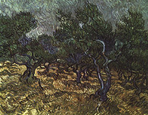 Van Gogh... It shows a dark side of his art that we all possess