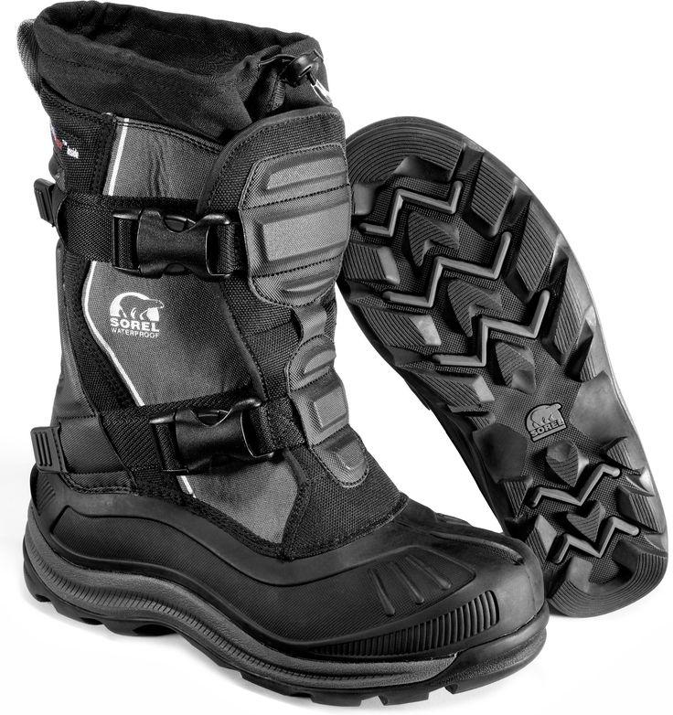 Sorel Alpha Trac Buckle Winter Boots - Men's