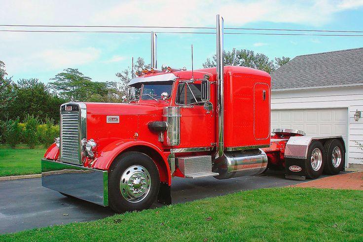 3708 Best Images About Big Rigs On Pinterest Peterbilt 389 Semi Trucks And Peterbilt 379