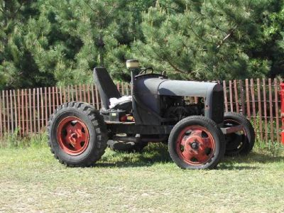 1928-1930 Ford Make-a-tractor/doodle Bug (07/22/2006)