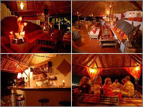 restaurant jungle club koh samui