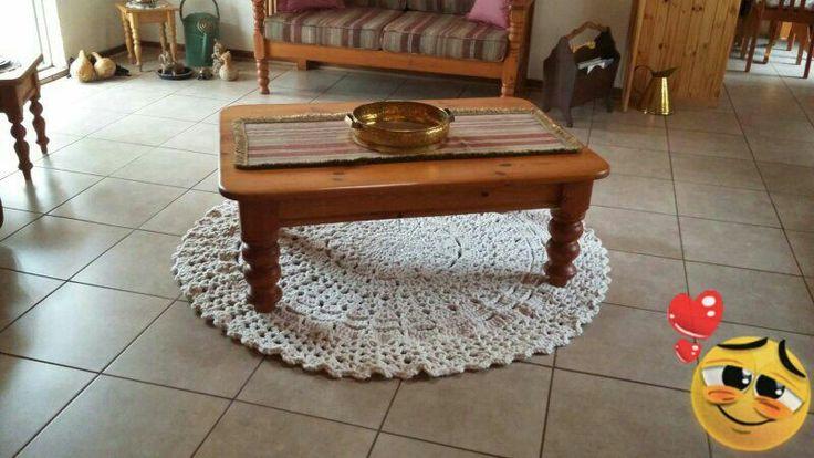 First Carpet I made