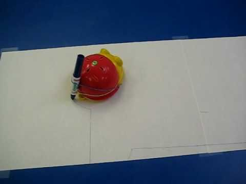 Drawing with Beebots