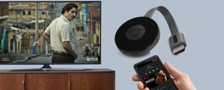 The 2nd generation Chromecast is a simple, plug-and-play internet streaming stick. Unlike rivals such as the Roku Streaming Stick, Amazon Fire Stick, or Apple TV, it doesn't come with a remote or even an interface of its own. When Chromecast is enabled and connected, all you'll see on your TV is ...