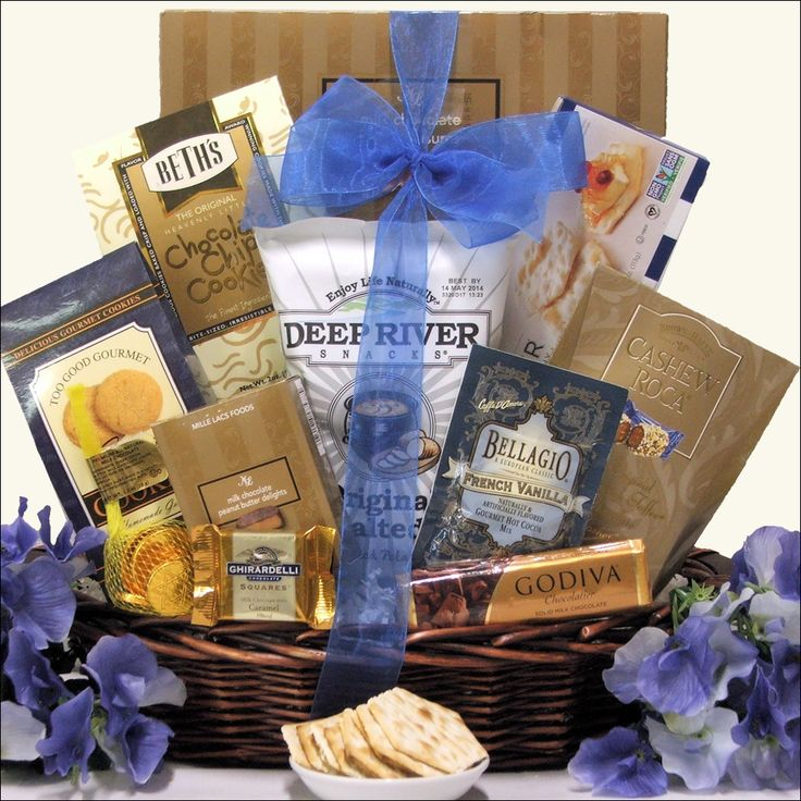 14 best gifts for her tea gift baskets spa gifts etc images on the array of all certified kosher goodies in this gourmet kosher hanukkah sweets gift basket is designed specifically for the resident sweet tooth on your negle Choice Image