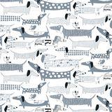 Loboloup Wallpaper   Wiener Dogs