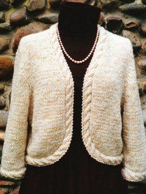 casacos em trico simples - Pesquisa do Google