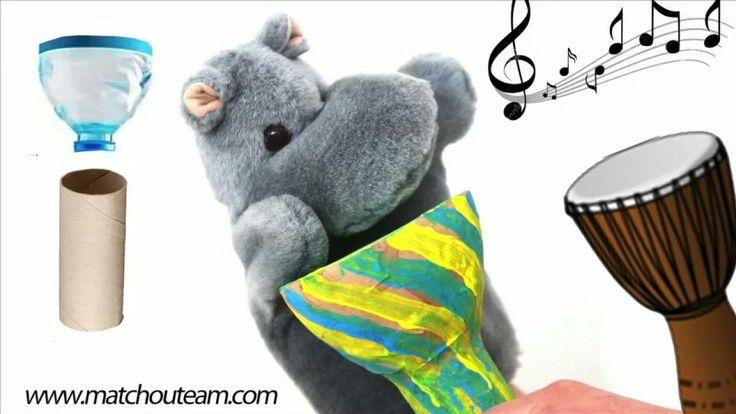 Fête de la musique : fabriquer un mini djembé - Enfant - Famille - Education