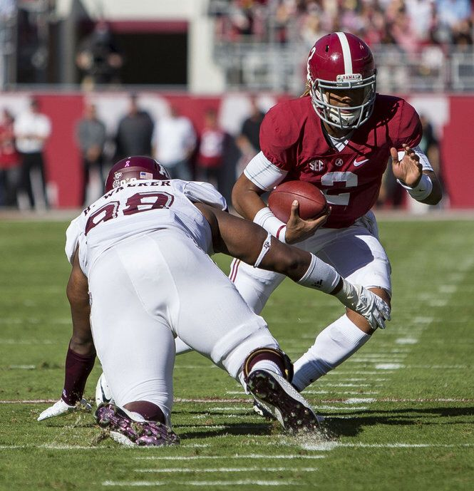Why Saturday could be breakout game for Jalen Hurts as passer
