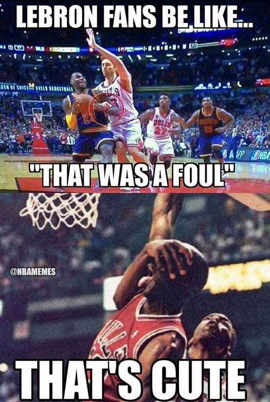 Michael Jordan be like... - http://nbafunnymeme.com/nba-funny-memes/michael-jordan-be-like